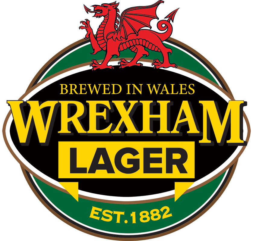 Wrexham Lager - Brewed In Wales - Est. 1882