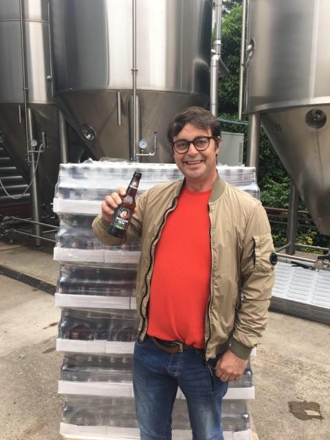 Brewery takes global gold and beer named after social media sensation Bootlegger wins best pilsner
