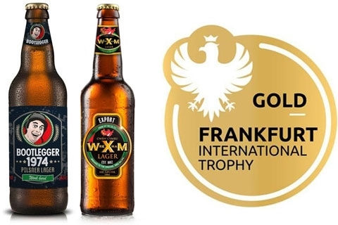 Wrexham Lager wins six gold medals in 2020