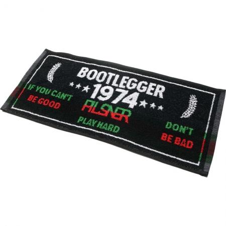 Bootlegger 1974 Pilsner Bar Towel