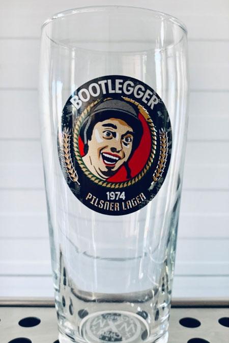 BOOTLEGGER 1974 PILSNER BUNDLE