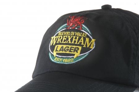 WREXHAM LAGER CAP