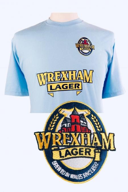 WREXHAM LAGER CLASSIC BLUE