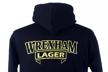 WREXHAM LAGER HOODY