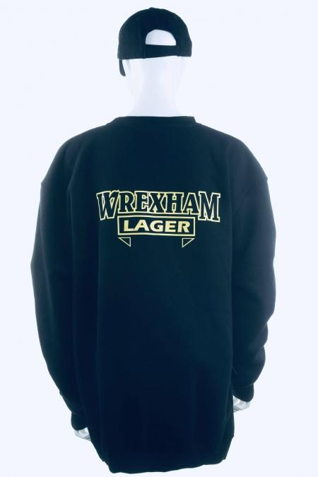 WREXHAM LAGER SWEATSHIRT