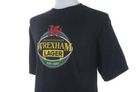 WREXHAM LAGER TEE